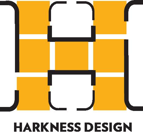 Harkness Design Logo